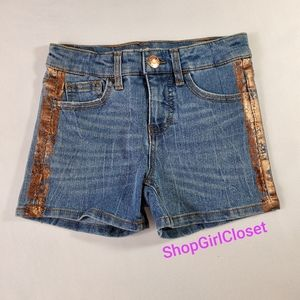 Cat & Jack Jean Shorts Girls size 6/6x